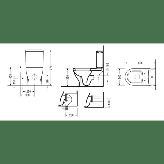 Моноблок SMART – комплект