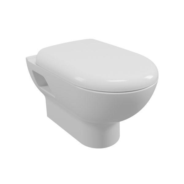 Конзолна WC-чиния FRIENDLY 6710 - актуална цена, описание, онлайн поръчка. Поръчай Конзолна WC-чиния FRIENDLY 6710 онлайн, плати про доставка. 235