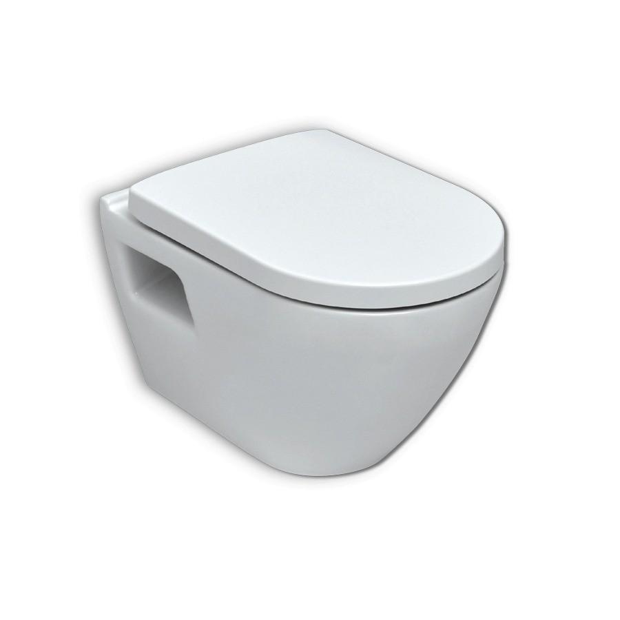 Конзолна WC-чиния SMART SM10 GTL Soft Close
