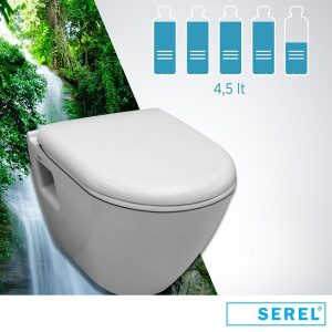 Конзолна WC-чиния SMART SM12 - актуална цена, описание, онлайн поръчка. Поръчай Конзолна WC-чиния SMART SM12 онлайн, плати про доставка. 207