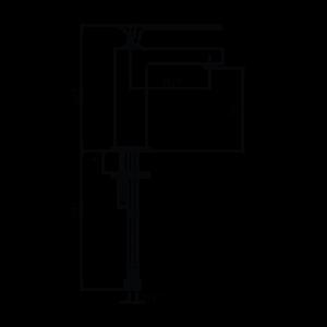 Смесител за умивалник – серия MARINE