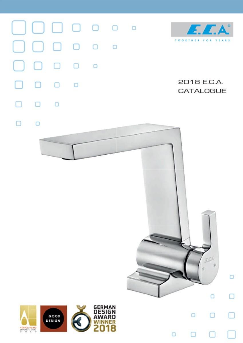 ECA. каталог смесители 2018