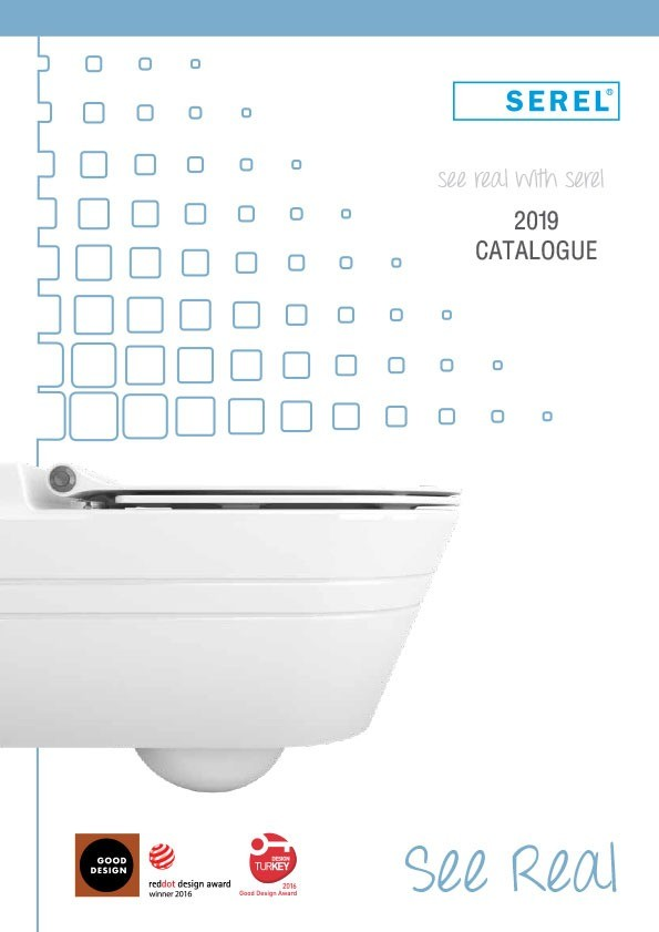Продуктов каталог санитарен фаянс за 2019 година