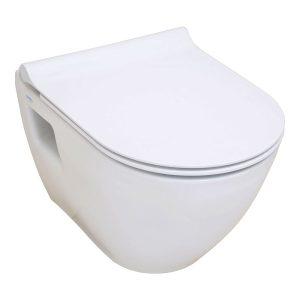 Конзолна тоалетна чиния SMART SM12 GTL SLIM Soft Close, с вградено биде - актуална цена, описание, онлайн поръчка. Поръчай Конзолна тоалетна чиния SMART SM12 GTL SLIM Soft Close, с вградено биде онлайн, плати про доставка. 1426