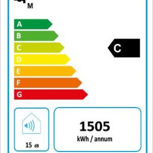 Енергиен стикер бойлер Vertigo 65 литра