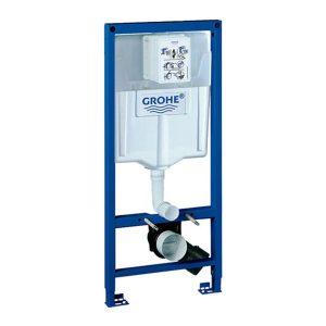 Промоционален комплект 4 в 1 GROHE SOLIDO+SMART NEW SLIM Soft - структура за вграждане, крепежи, бутон и конзолна тоалетна чиния - актуална цена, описание, онлайн поръчка. Поръчай Промоционален комплект 4 в 1 GROHE SOLIDO+SMART NEW SLIM Soft - структура за вграждане, крепежи, бутон и конзолна тоалетна чиния онлайн, плати про доставка. 1970
