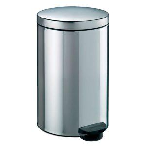 Кошче за тоалетна Meliconi BRUSHED STEEL 14 литра - актуална цена, описание, онлайн поръчка. Поръчай Кошче за тоалетна Meliconi BRUSHED STEEL 14 литра онлайн, плати про доставка. 2109