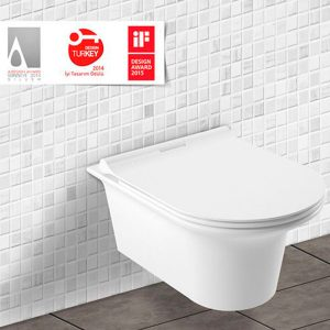 Конзолна, тоалетна чиния PURITY Soft Close - актуална цена, описание, онлайн поръчка. Поръчай Конзолна, тоалетна чиния PURITY Soft Close онлайн, плати про доставка. 2188