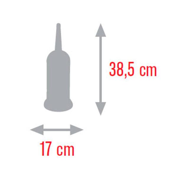 Четка за тоалетна Meliconi UNION JACK - актуална цена, описание, онлайн поръчка. Поръчай Четка за тоалетна Meliconi UNION JACK онлайн, плати про доставка. 2169