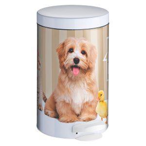 Кошче за тоалетна Meliconi Animal House, 5 литра - актуална цена, описание, онлайн поръчка. Поръчай Кошче за тоалетна Meliconi Animal House, 5 литра онлайн, плати про доставка. 2143