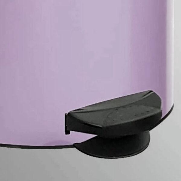Кошче за тоалетна Meliconi New Line Lavender, 5 литра - актуална цена, описание, онлайн поръчка. Поръчай Кошче за тоалетна Meliconi New Line Lavender, 5 литра онлайн, плати про доставка. 2160
