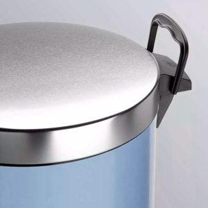 Кошче за тоалетна Meliconi New Line Light Blue, 5 литра - актуална цена, описание, онлайн поръчка. Поръчай Кошче за тоалетна Meliconi New Line Light Blue, 5 литра онлайн, плати про доставка. 2152