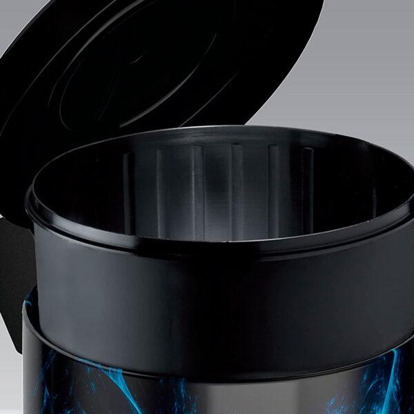 Кошче за тоалетна Meliconi OPERA Energy, 5 литра, черно-синьо - актуална цена, описание, онлайн поръчка. Поръчай Кошче за тоалетна Meliconi OPERA Energy, 5 литра, черно-синьо онлайн, плати про доставка. 2137