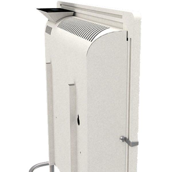 Електрически отоплител с акумулираща фунцкия CLIMASTAR Smart Pro 3in1 1000W, Бял гладък - актуална цена, описание, онлайн поръчка. Поръчай Електрически отоплител с акумулираща фунцкия CLIMASTAR Smart Pro 3in1 1000W, Бял гладък онлайн, плати про доставка. 2926