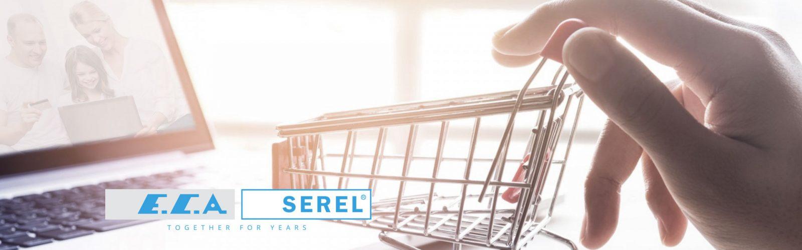 Благодарим Ви, че избрахте продуктите на E.C.A и SEREL