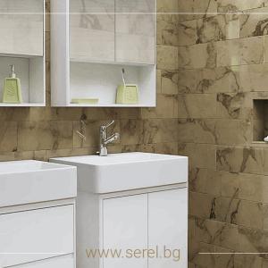 Комплект мебели за баня IBERIS Standart - шкаф + мивка, бял лак или мат - актуална цена, описание, онлайн поръчка. Поръчай Комплект мебели за баня IBERIS Standart - шкаф + мивка, бял лак или мат онлайн, плати про доставка. 2683